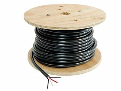 4-Wire Trailer Lighting Cable - Red/White/Black/Brown -