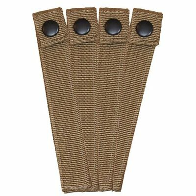 """Fox Outdoor Products Modular Web Straps, Coyote, 6"""""""