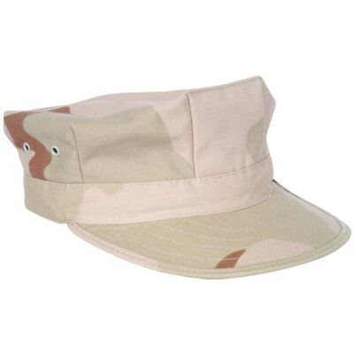 Fox Outdoor Products Marine Cap, Desert Camo, Large