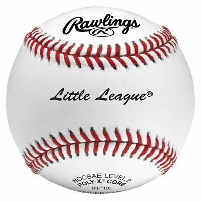 Rawlings RIF10L Level 10 Little League Stamped