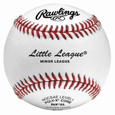 Rawlings RIF5L Level 5 Little League Stamped ( Pack of