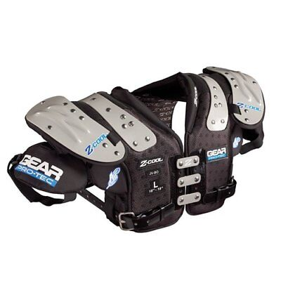 Gear Pro-Tec Z-COOL Youth/JV Shoulder Pads, Large