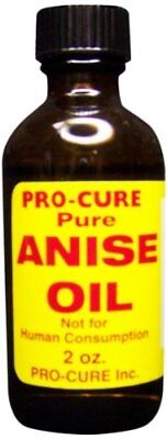 Pro-Cure Pure Anise Oil, 2 Ounce