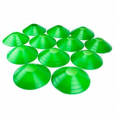 Crown Sporting Goods Set of 12 Soft Plastic Field Disc