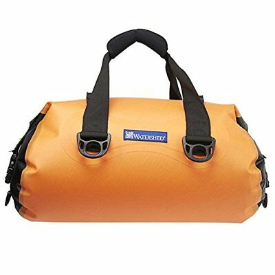 Watershed Chattooga Duffel Bag, Orange