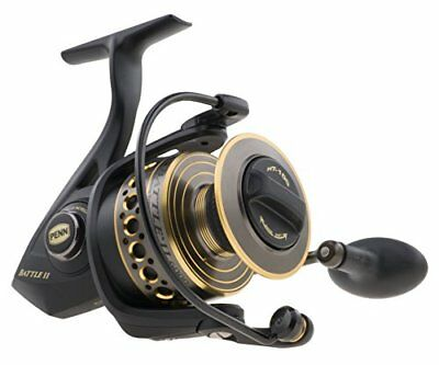 Penn Battle II 6000 Spinning Fishing Reel