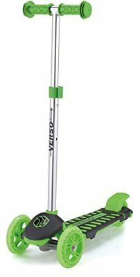 Verso by Kettler Lean-to-Steer Scooter, Green
