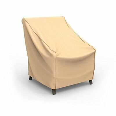 Budge Chelsea Patio Chair Cover, Extra Small (Tan)