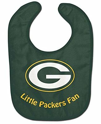 NFL Green Bay Packers WCRA2047914 All Pro Baby Bib
