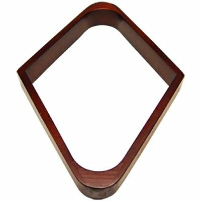 Sterling Gaming Deluxe 9-Ball Rack, Mahogany