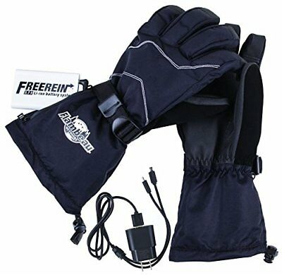Heated Gloves Synthetic Palm - Small