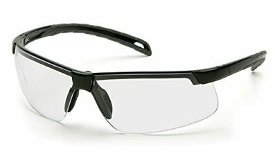 Pyramex Ever-Lite Lightweight Safety Glasses, Clear Ant