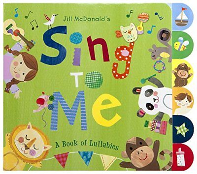 Gibby & Libby Sing Me A Song Tabbed Board Book by C.R.