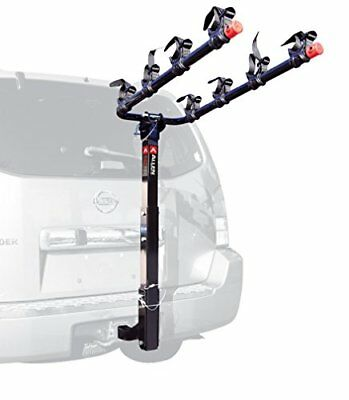 Allen Sports Deluxe 4-Bike Hitch Mount Rack with 2-Inch