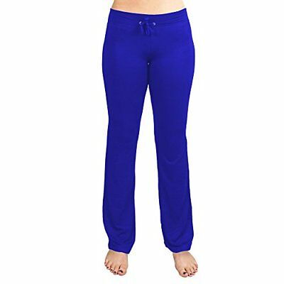 "Crown Sporting Goods Soft & Comfy Yoga Pants €"" 95% Co"