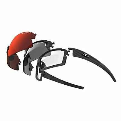 Tifosi 2016 Escalate S.F.H Pro Sunglasses, Matte Carbon