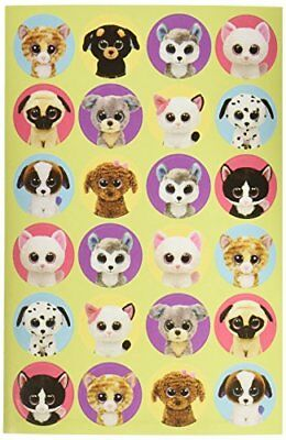 Darice Beanie Boos Pet Stickers (96 Pack)