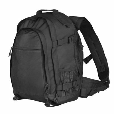 Fox Outdoor Products Discreet Covert-Ops Pack, Black