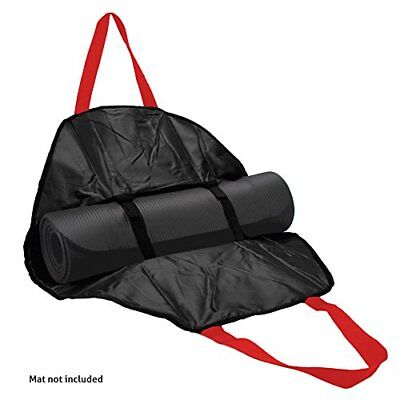 Crown Sporting Goods Yoga Mat Cargo Carrier with Adjust