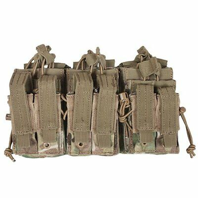 Fox Outdoor Products Tactical Six Stack, Multicam