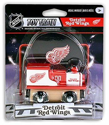 MasterPieces NHL Detroit Red Wings Toy Train