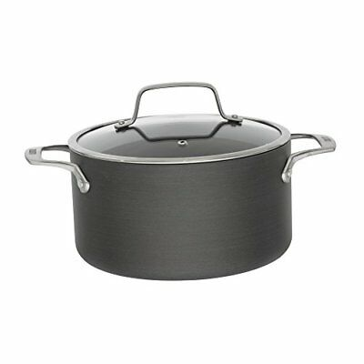Bialetti Ceramic Pro Hard Anodized Nonstick Dutch Oven,