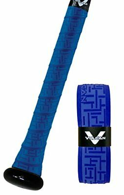 Vulcan Standard Bat Grip, Blue, 1.75mm
