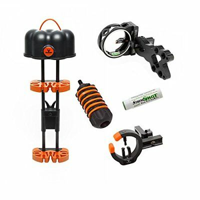 30-06 Outdoors.30-06 Saber 5Pc Bow Package Orange Accen