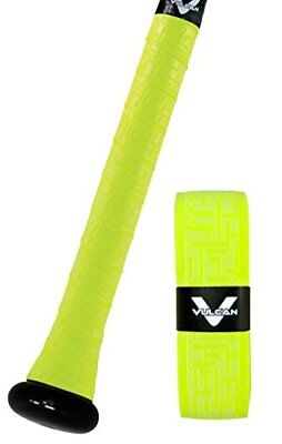 Vulcan Standard Bat Grip, Optic Yellow, 1.75mm