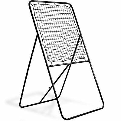 Multi-Position Extra-Wide Lacrosse Rebounder by Crown S