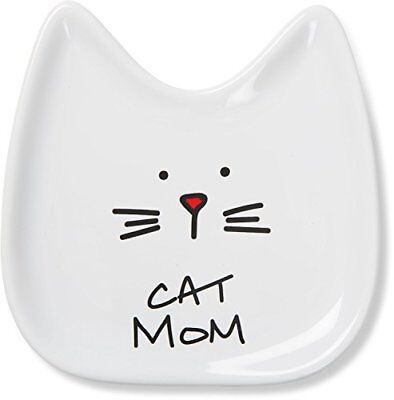 "Pavilion Gift Company Blobby Cat, Cat Spoon Rest "" Cat"