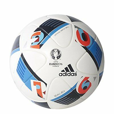 adidas Performance Euro 16 Official Match Soccer Ball,