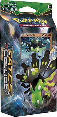 TCG: XY-Fates Collide Theme Decks