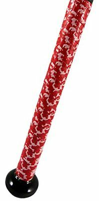 Vulcan Standard Bat Grip, Red Camo, 1.75mm