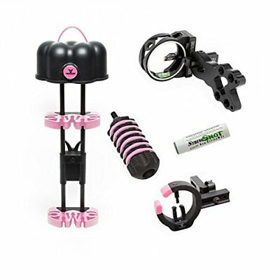 30-06 Outdoors.30-06 Saber 5Pc Bow Package Pink Accent