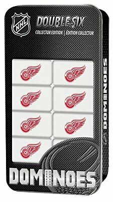 MasterPieces NHL Detroit Red Wings Dominoes Game