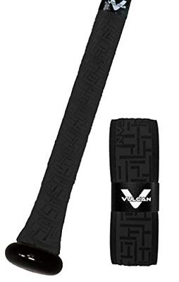 Vulcan Light Bat Grip, Black, 1.00mm