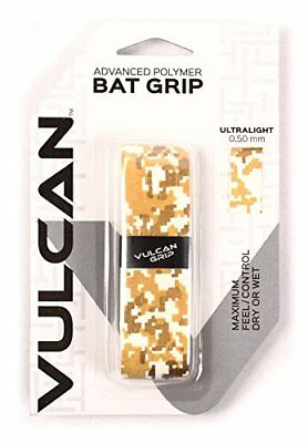 Vulcan V050-MCAM Ultralight Bat Grip, Military Camo, 0.