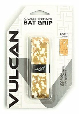 Vulcan V100-MCAM Light Bat Grip, Military Camo, 1.000mm