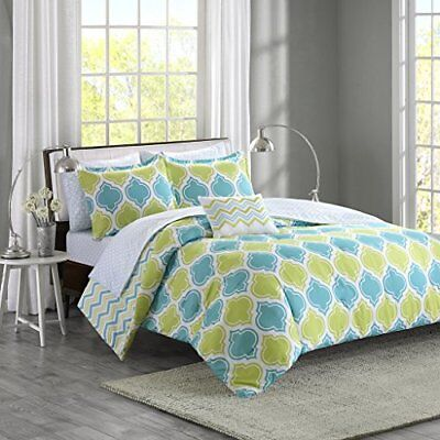 Intelligent Design ID10-584 Dixie Complete Bed & Sheet