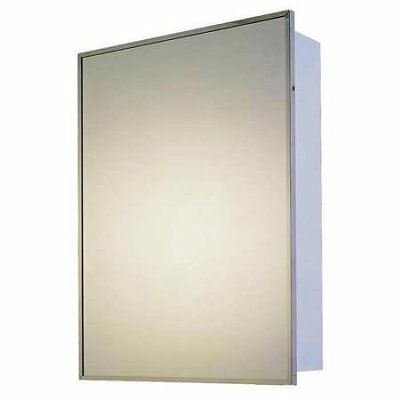 Medicine Cabinet, Surface Mount, 16x22 in.