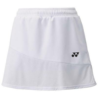 White Yonex Badminton Skort Brand New With Tags  Attached Size Small