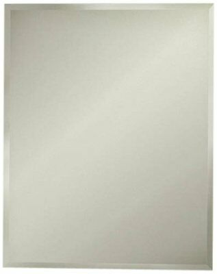 Jensen 1453ADJ Horizon Frameless Medicine Cabinet with