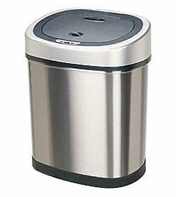 Nine Stars USA <br> Touchless Infrared Trash Receptacle