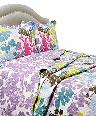 Pegasus Home Fashions Vintage Collection Danielle Quilt