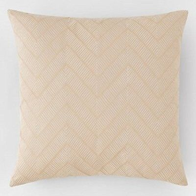 Oake Canto Embroidered EURO Pillow Sham