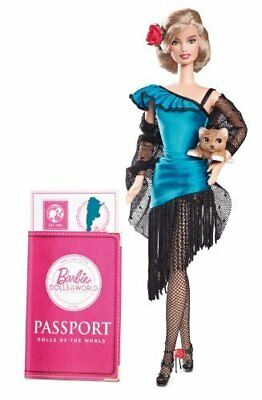 Barbie Collector Dolls of the World Argentina by Mattel