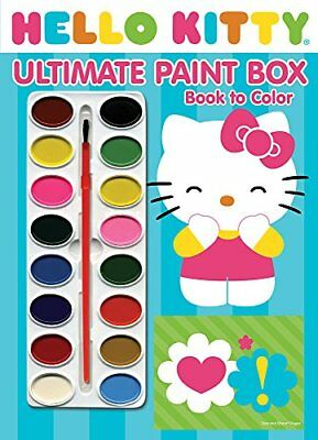 Bendon Hello Kitty Ultimate Paint Box