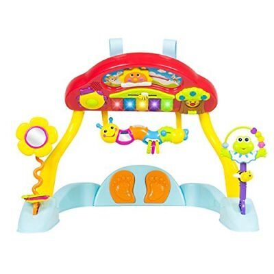 Best Choice Products Deluxe Music Baby Activity Gym and