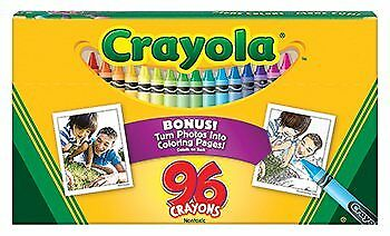 BIN520096 - Classic Color Pack Crayons